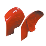 "Massey Ferguson TE20, 35 Safety Wing/Fender Set 7"" Drop"